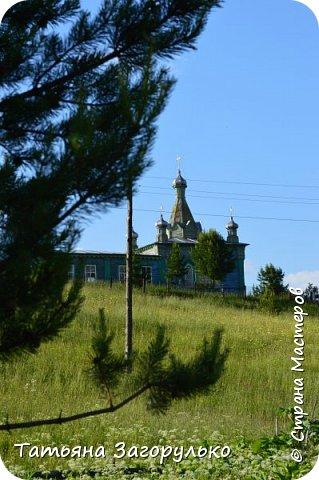 Приглашаем на прогулку в село Ыб Республики Коми фото 56