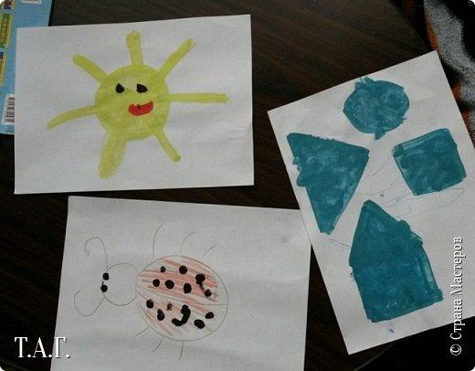 В свете событий, проходящего, лета скопилось некоторое количество работ внука, не показанных в Стране Мастеров. Решила восполнить пробел. фото 7