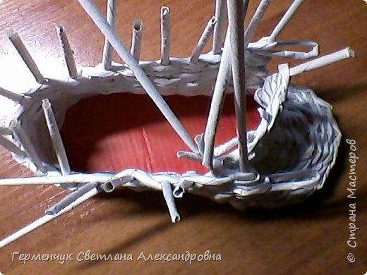 Шкатулка - ботинок из бумажных трубочек .Увидела   МК   для начинающих  у замечательной  мастерицы Елены Пузановой . фото 10