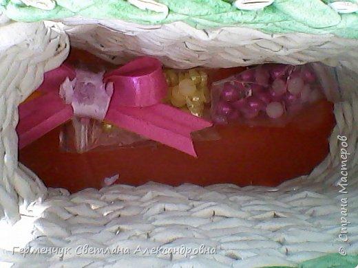 Шкатулка - ботинок из бумажных трубочек .Увидела   МК   для начинающих  у замечательной  мастерицы Елены Пузановой . фото 16