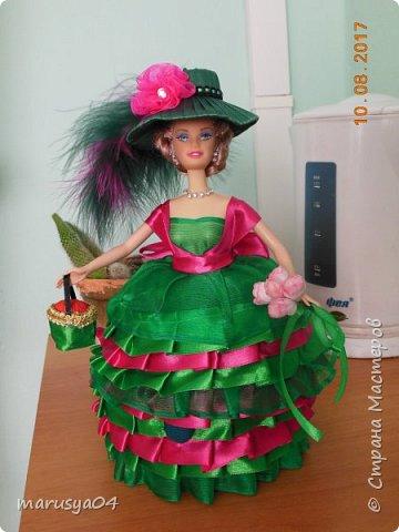 Кукла-шкатулка №7 для свекрови фото 1