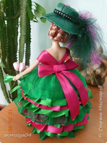 Кукла-шкатулка №7 для свекрови фото 3