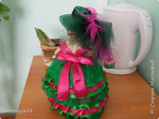 Кукла-шкатулка №7 для свекрови фото 4