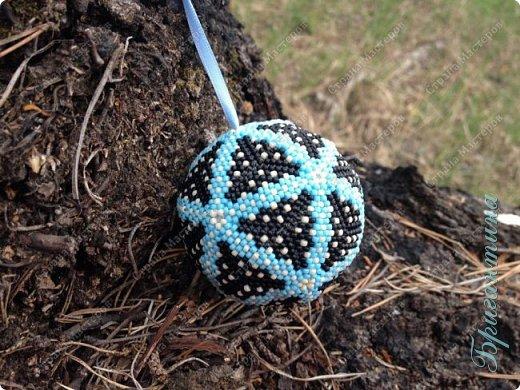 Вот такой шарик получился)) фото 3