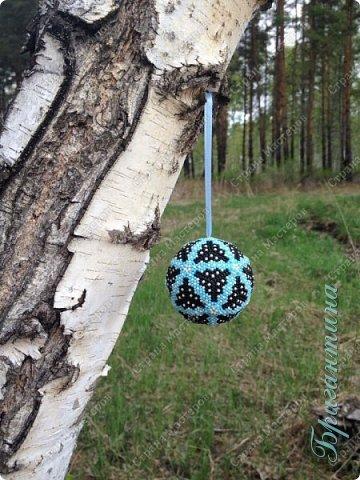Вот такой шарик получился)) фото 2