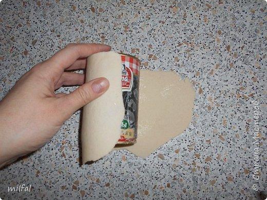 Здравствуйте жители и посетители страны мастеров!!!!!Хочу рассказать и показать,как я делаю шкатулки из солёного теста. фото 9