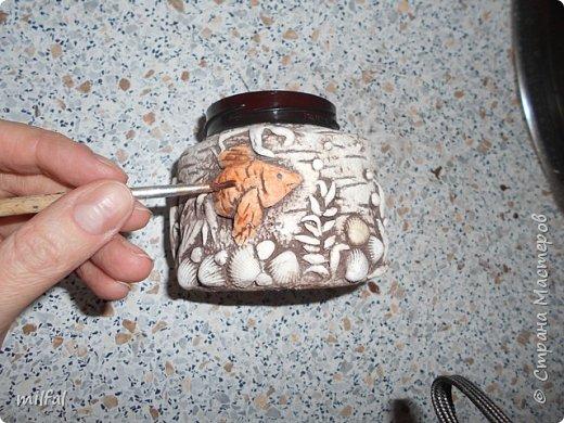 Здравствуйте жители и посетители страны мастеров!!!!!Хочу рассказать и показать,как я делаю шкатулки из солёного теста. фото 28