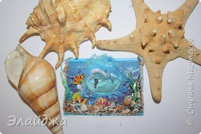 Привет всем моим друзьям и гостям странички. Лето ,жара..... желание поплавать на море, вообщем у меня с утра такое морское  настроение. Увидев картинки с 3D-эффектом, я решила попробовать сделать такую серию карточек.  Спасибо ИРИСКА 2012 и ее доченьке Людочке  они живут  в СМ здесь (http://stranamasterov.ru/user/191152) за то что прислали мне ракушек с побережья Черного моря, а точнее с Одессы. Я решила  их использовать, для актуализации дна морского. фото 2