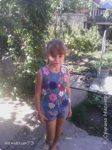 юбка для внучи фото 7