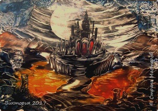 """""""Замок на огненной реке"""". фото 1"""
