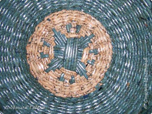 Хлебница, трубочки окрашен луковой шелухой. фото 9