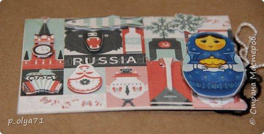 ЗДРАВСТВУЙТЕ!!!! Я к вам опять радоваться!)))  Получила вчера посылочку от Эл     http://stranamasterov.ru/user/399311         !!!!  фото 22