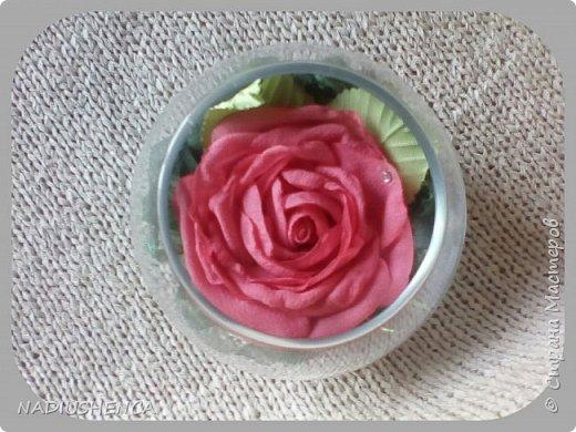 Роза в стекле. фото 3