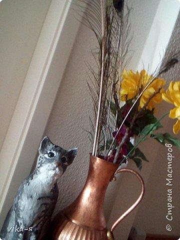 декоративная подставка для карандашей и прочей мелочи.с гнездом фото 5