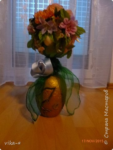 декоративная подставка для карандашей и прочей мелочи.с гнездом фото 10
