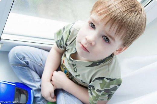 Детский портрет. Акварель. Формат А3.  фото 8