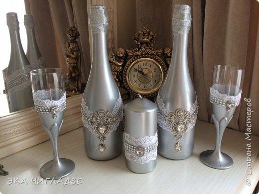 Набор для серебряной свадьбы фото 1