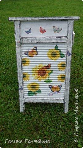Стиральная машинка ( не рабочая ) под корзину для белья в баньку . фото 5