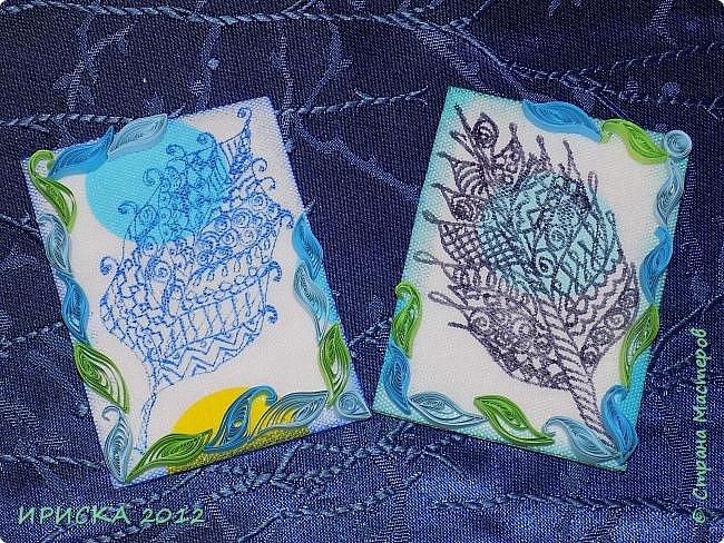 Привет всем гостям моей странички!!! Несколько серий АТС лежат и ждут вдохновения, а эта серия родилась спонтанно. Увидела в магазине открытку с заборчиком и цветами, конечно, там все было из бумаги, а мне захотелось сделать деревянный забор и ярких цветов. Первыми к выбору приглашаю Элайджу и Олечку -  p_olya71, надеюсь что-то понравится :))) фото 18
