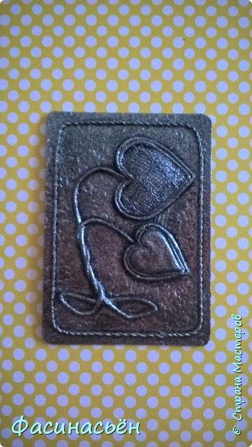 Моя первая карточка от Полины (Полина К мелоди). Здесь её страничка http://stranamasterov.ru/user/429450 фото 16