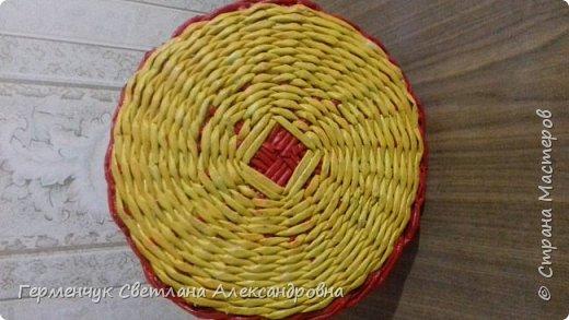 Конфетница - чашка -диаметр блюдца 19 см ,высота 13 см   Большое спасибо   Мастерице   Ладе! фото 18
