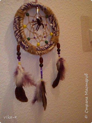 ловец снов, как оберег, украшение, подарок. фото 21