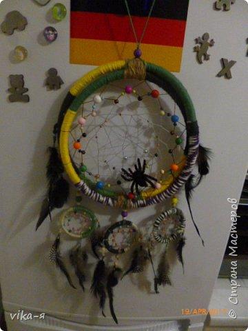 ловец снов, как оберег, украшение, подарок. фото 9
