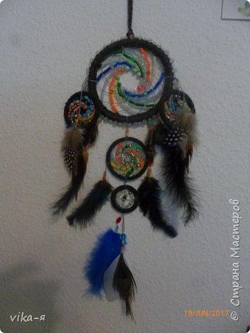 ловец снов, как оберег, украшение, подарок. фото 1