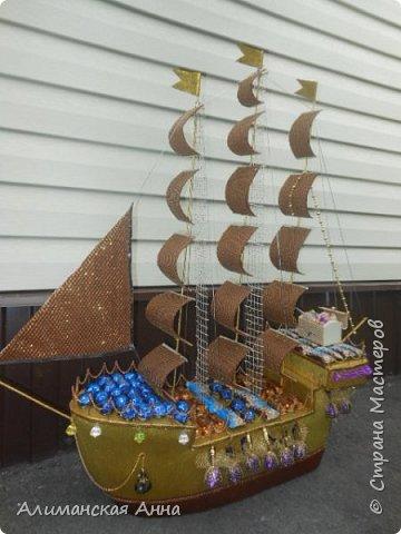 Корабль 95Х80 фото 4