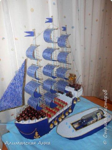 Корабль 95Х80 фото 2