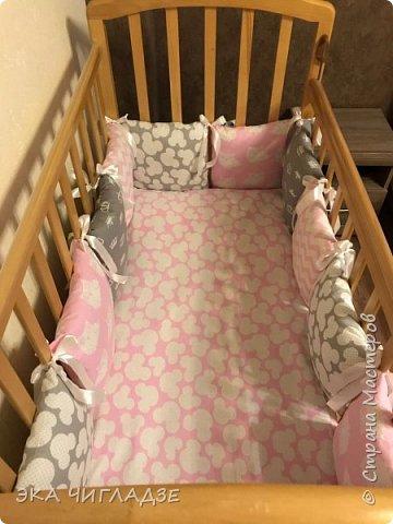 Мой первый опыт. Набор делала для своей новорожденной племянницы.  фото 2