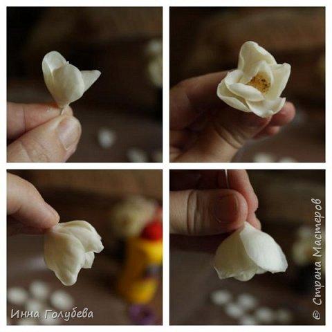 Привет всем жителям страны!!! Я сегодня к вам с плетистыми розами,которые всегда будут красивым дополнением в любом букете. И фото процесса прилагаю) фото 11