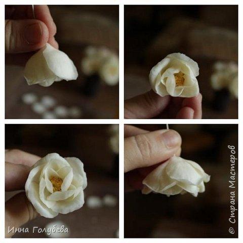 Привет всем жителям страны!!! Я сегодня к вам с плетистыми розами,которые всегда будут красивым дополнением в любом букете. И фото процесса прилагаю) фото 12