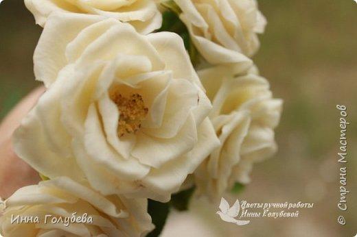 Привет всем жителям страны!!! Я сегодня к вам с плетистыми розами,которые всегда будут красивым дополнением в любом букете. И фото процесса прилагаю) фото 20