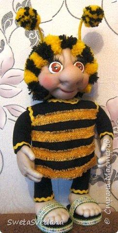 Пчёлка Августина фото 2