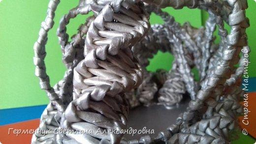 Лебедь -сувенир,упаковка для подарка ,украшение интерьера так можно назвать это изделие .  Размер- высота 29 см ,длина 33 см Увидела идею в Интернете фото 16