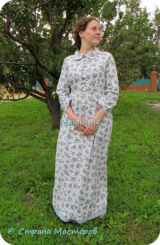 Два года назад я таки приобщила старшую дочь к бохо. http://stranamasterov.ru/node/953255  А недавно у меня спросили, мол, прижился ли бохо у нее в гардеробе? Вот, отчитываюсь)) Новое платье из 5и хлопковых тканей разных расцветок фото 10