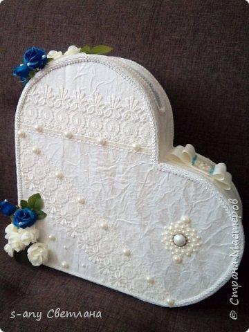 свадебный набор для любимой племянницы. Что успела... фото 13