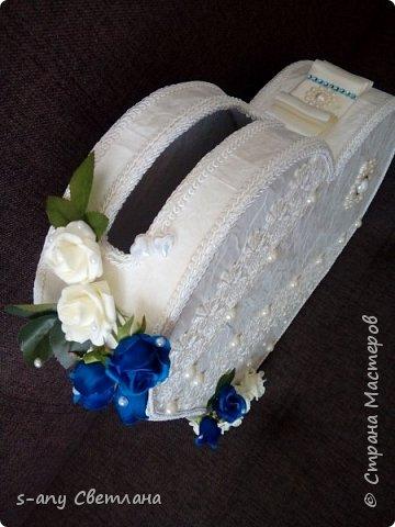 свадебный набор для любимой племянницы. Что успела... фото 12