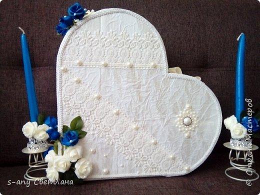 свадебный набор для любимой племянницы. Что успела... фото 15