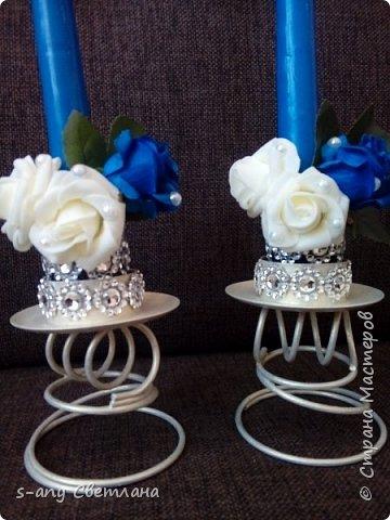 свадебный набор для любимой племянницы. Что успела... фото 10