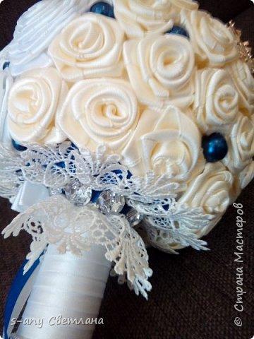 свадебный набор для любимой племянницы. Что успела... фото 21