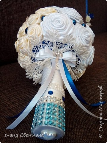 свадебный набор для любимой племянницы. Что успела... фото 22