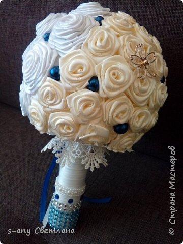 свадебный набор для любимой племянницы. Что успела... фото 20