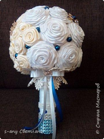 свадебный набор для любимой племянницы. Что успела... фото 24