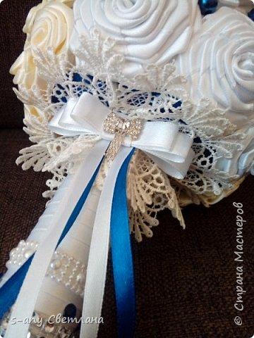 свадебный набор для любимой племянницы. Что успела... фото 23