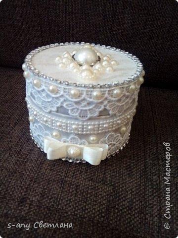 свадебный набор для любимой племянницы. Что успела... фото 16