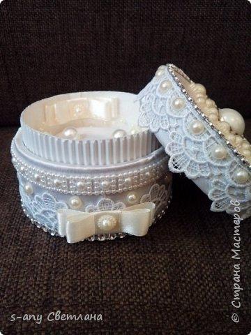 свадебный набор для любимой племянницы. Что успела... фото 18