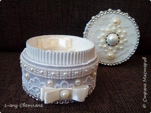 свадебный набор для любимой племянницы. Что успела... фото 19