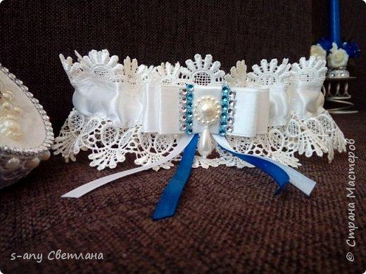 свадебный набор для любимой племянницы. Что успела... фото 11
